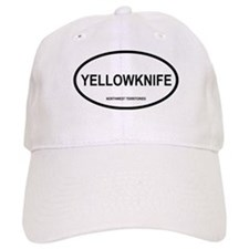 Yellowknife Oval Baseball Cap