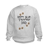 Kerry Blue Terrier Dad Sweatshirt