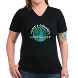 World's Greatest Journ.. (G) Shirt
