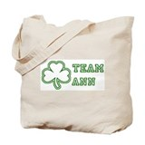 Team Ann Tote Bag