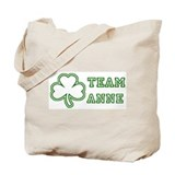 Team Anne Tote Bag