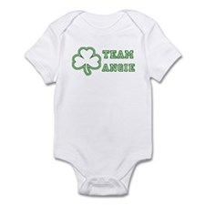 Team Angie Infant Bodysuit