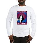 SPRINGER SPANIEL Long Sleeve T-Shirt