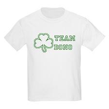 Team Bono T-Shirt