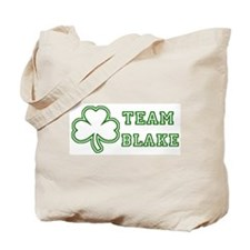 Team Blake Tote Bag
