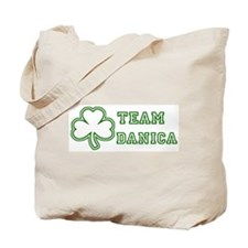 Team Danica Tote Bag