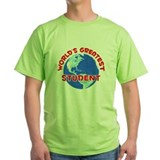World's Greatest Student (F) T-Shirt