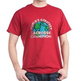 World's Greatest Lacro.. (G) T-Shirt