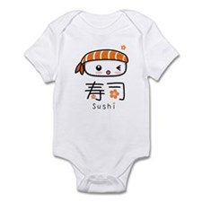 Kawaii Nigiri Sushi Infant Bodysuit
