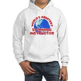 World's Greatest Swimm.. (F) Hoodie