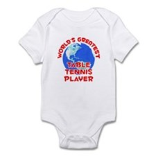 World's Greatest Table.. (F) Infant Bodysuit