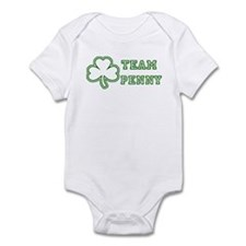 Team Penny Infant Bodysuit