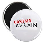 Contain McCain Magnet