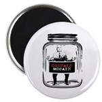 Contain McCain (in a jar) Magnet