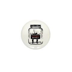Contain McCain (in a jar) Mini Button (100 pack)