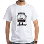 Contain McCain (in a jar) White T-Shirt