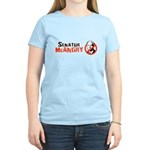 Anti-McCain: Senator McAngry Women's Light T-Shirt