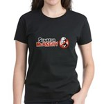 Anti-McCain: Senator McAngry Women's Dark T-Shirt