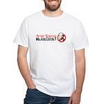 Retire Senator McAncient White T-Shirt