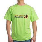 Retire Senator McAncient Green T-Shirt
