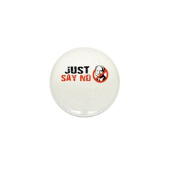Just say no to McCain Mini Button (10 pack)