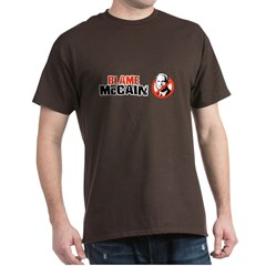 Anti-McCain Dark T-Shirt