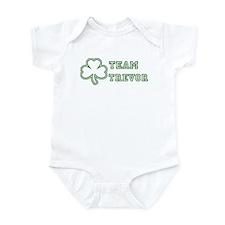 Team Trevor Infant Bodysuit