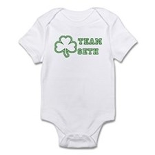 Team Seth Infant Bodysuit