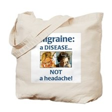 Tote Bag, Migraine DISEASE
