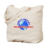 World's Greatest Micro.. (E) Tote Bag