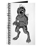 Grey Alien Chupacabra Journal