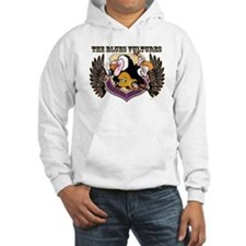 Blues Vultures Men's Hoodie white or grey