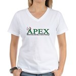 Apex Sanice Personay Women's V-Neck T-Shirt
