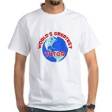 World's Greatest Tutor (F) Shirt
