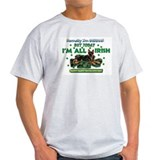 Funny Irish german  T-Shirt