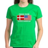 Proud Danish American Tee