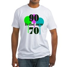 90 Is The New 70 Shirt