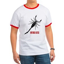 Nature Bites - Scorpion red T