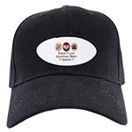 Peace Love American Water Spaniel Black Cap