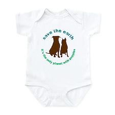 Funny Oil spill Infant Bodysuit