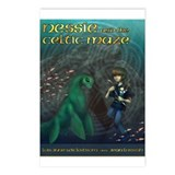 Nessie Celtic Maze Postcards (Package of 8)