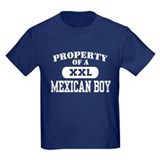 Property of a Mexican Boy T
