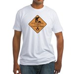 Free Mason Builders Fitted T-Shirt