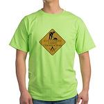 Free Mason Builders Green T-Shirt
