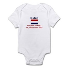 Gd Lkg Dutch Infant Bodysuit