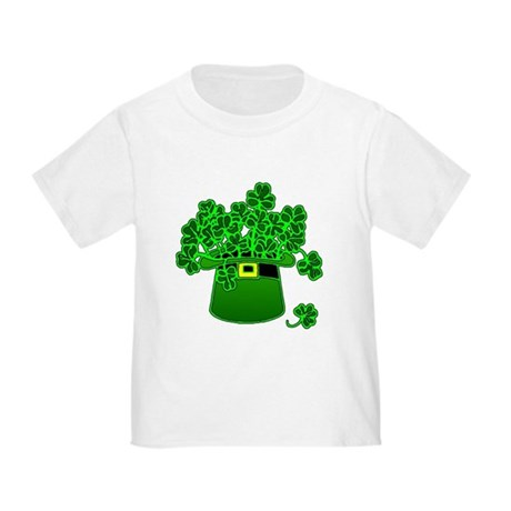 Leprechaun Hat Toddler T-Shirt