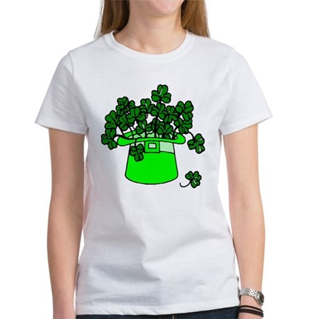 Leprechaun Hat Women's T-Shirt