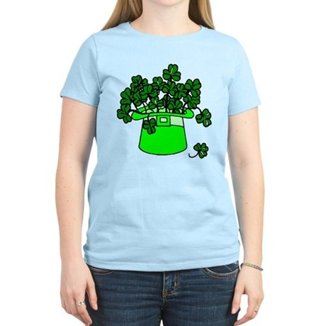 Leprechaun Hat Women's Light T-Shirt