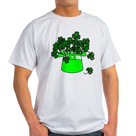 Leprechaun Hat Light T-Shirt