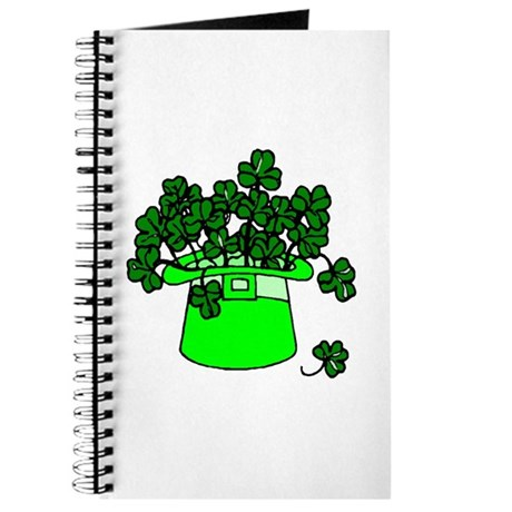 Leprechaun Hat Journal
